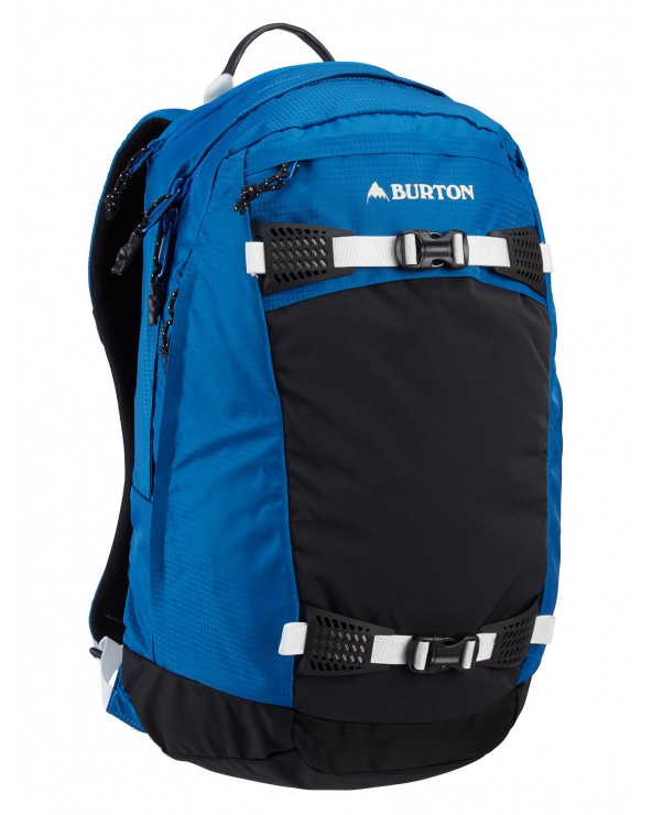 Burton Day Hiker Pro Backpack 28L - Classic Blue Ripstop