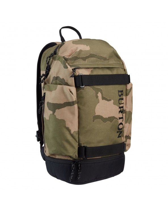 Burton Distortion 2.0 Backpack 29L - Barren Camo Print