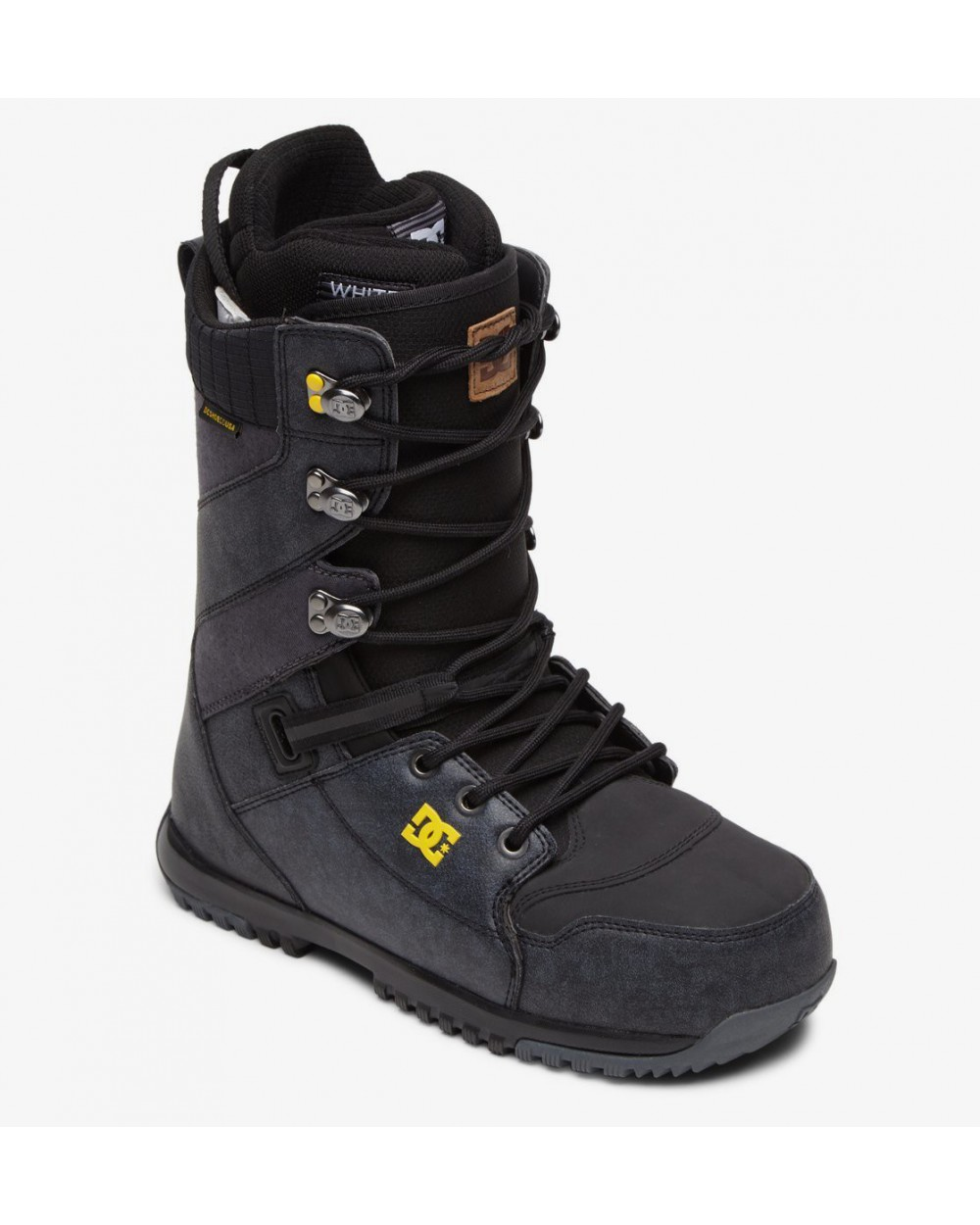 Dc Mutiny Lace Up Snowboard Boots - Black