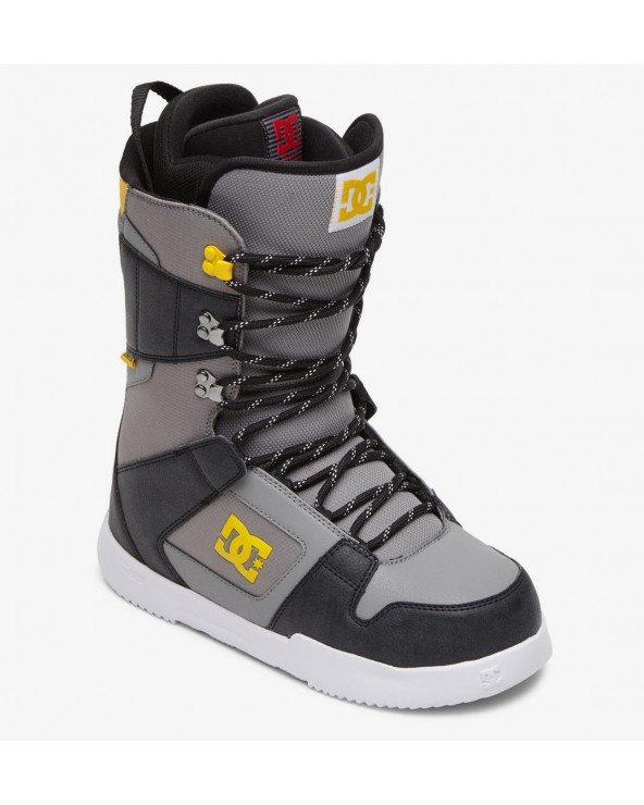 Dc Phase Lace Up Snowboard Boots - Frost Grey