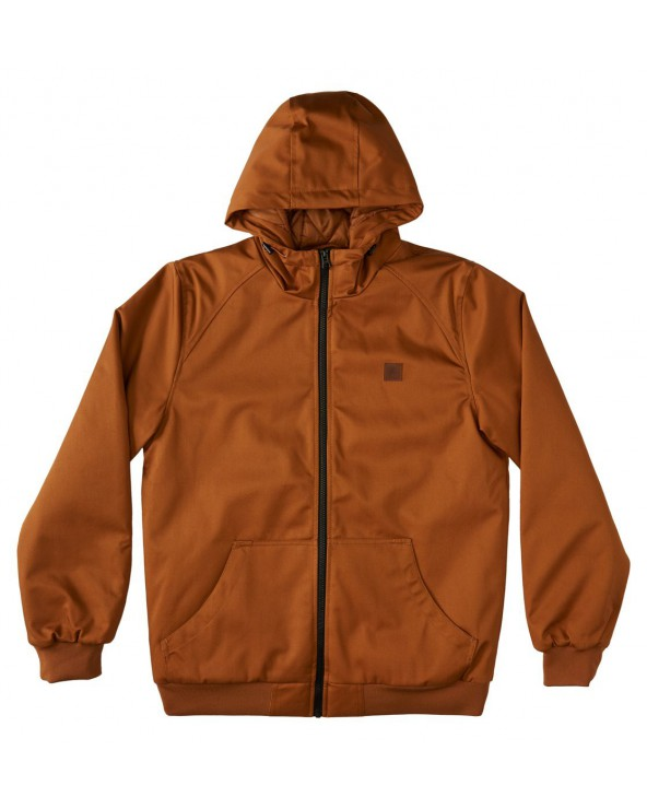 DC Earl Padded Jacket - Sudan Brown