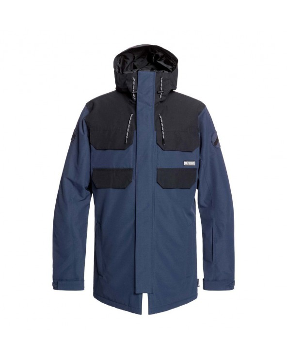Dc Haven Snow Jacket - Dress Blues