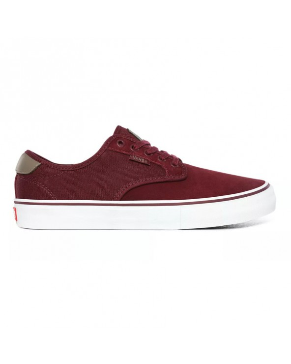 Vans Chima Ferguson Pro Shoes - Port / Walnut