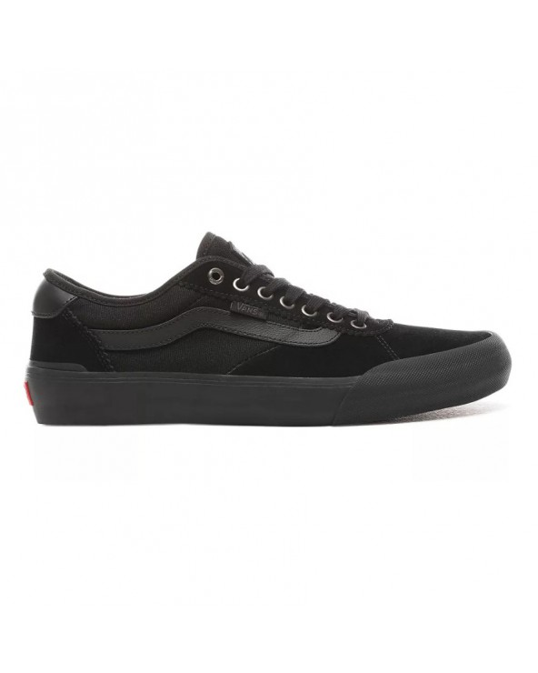 Vans Chima Ferguson Pro 2 Shoes - (Suede) Blackout