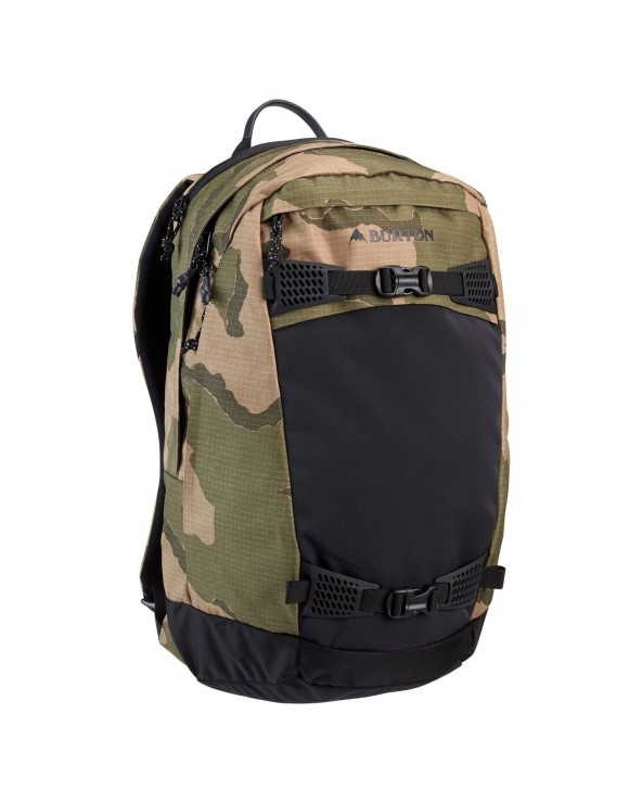 Burton Day Hiker Pro Backpack 28L - Barren Camo Print