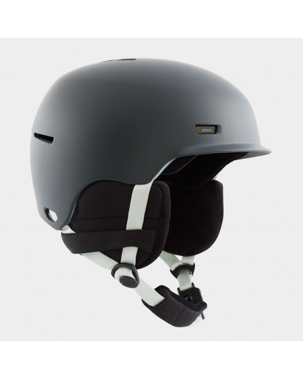 Anon Highwire Helmet - Iron