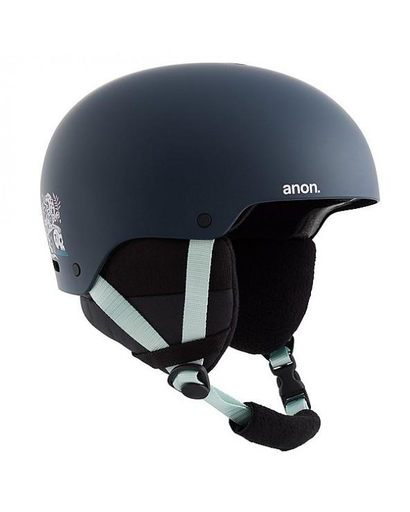 Anon Women's Greta 3 Helmet - Noom Blue