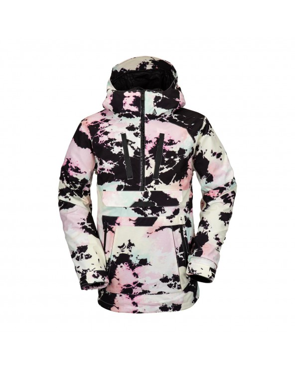 Volcom Snow Brighton Pullover Jacket - Mix