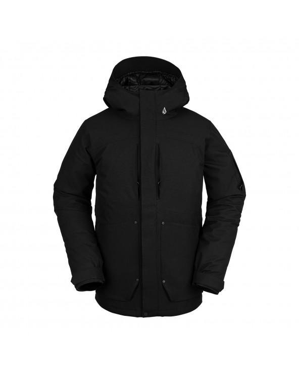 Volcom Snow Scortch Insulated Jacket - Black