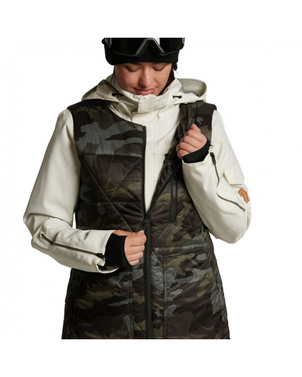 Volcom Snow Vault 4-in-1 Jacket - Bone