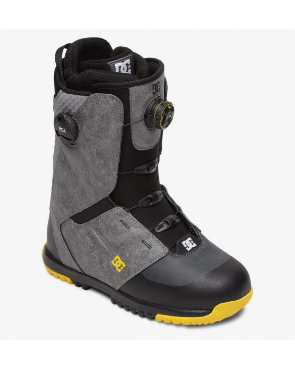 Dc Control Boa Snowboard Boots - Frost Grey
