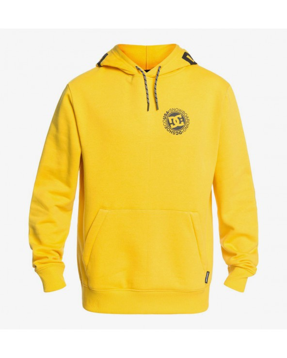Dc Snowstar Technical Hoodie - Lemon Chrome