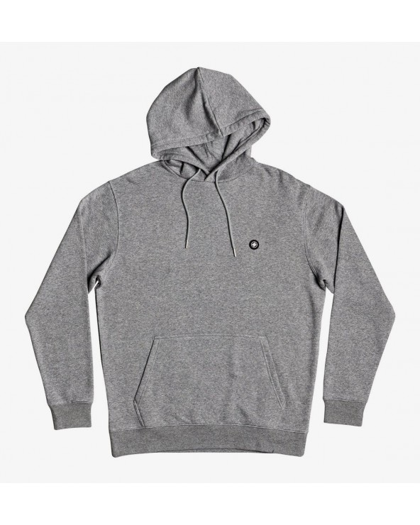 Dc Riot Hoodie - Medium Grey Heather