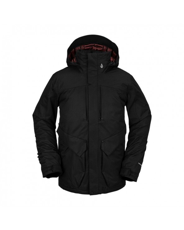 Volcom Snow Anders 2L TDS Jacket - Black