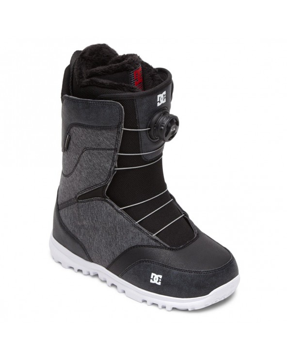 Dc Search BOA Snowboard Boots - Black