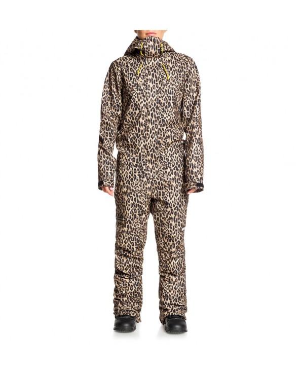 Dc Vanguard Shell Snow Suit - Leopard Fade