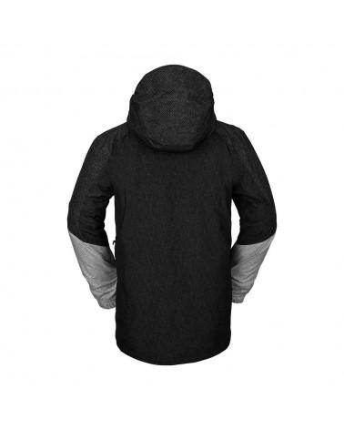 Volcom Snow Tds 2L Gore-Tex Jacket - Black Static