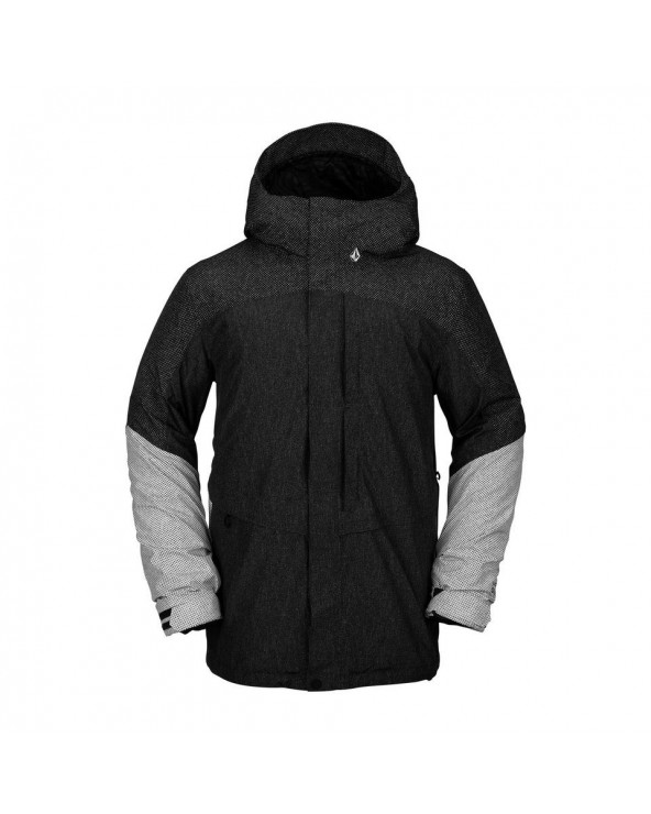 Volcom Snow Tds 2L Gore-Tex Jacket - Black Static