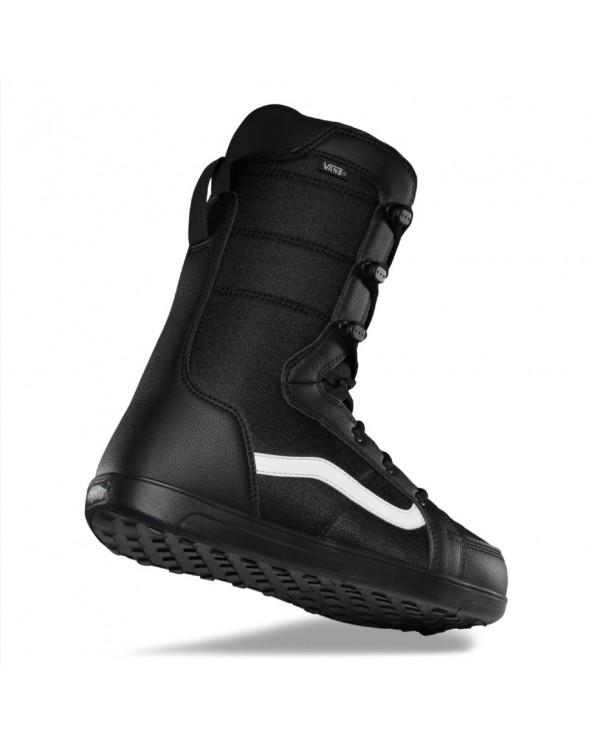 Vans Hi-Standard Linerless Snowboard Boots - Black / White