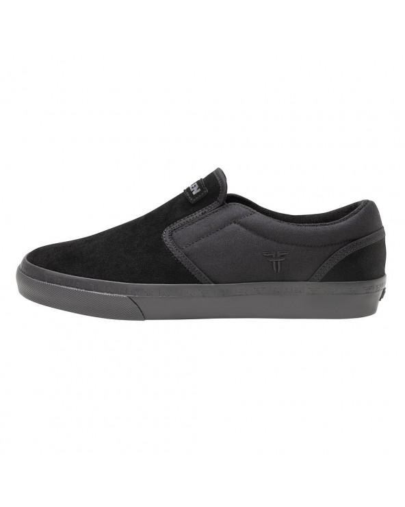 Fallen The Easy Shoe - Black / Black