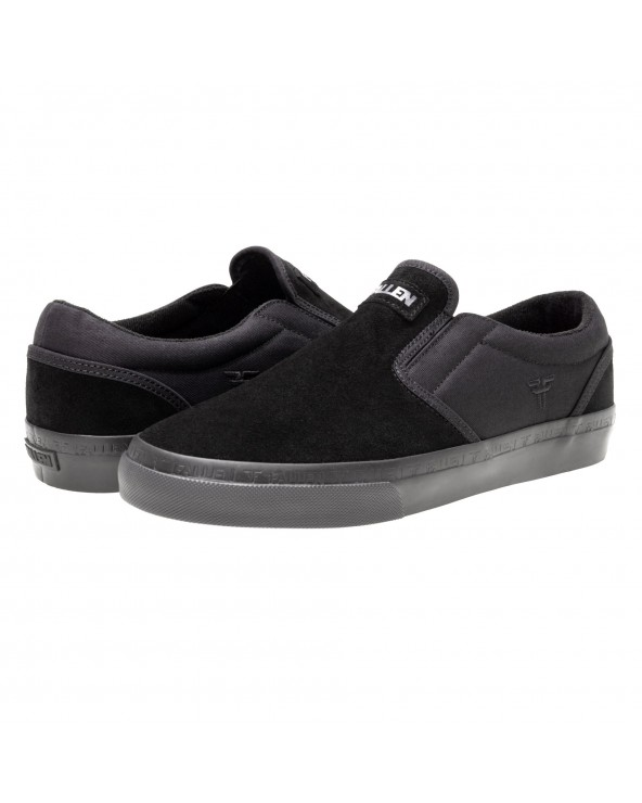 Fallen The Easy Shoe - Black / Black