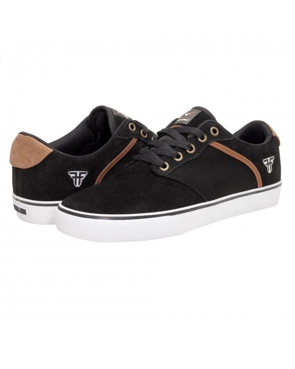 Fallen T-Gun Shoe - Black / Brown