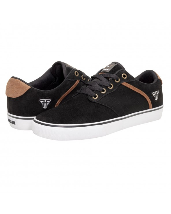 Fallen T-Gun Shoe - Black / Brown