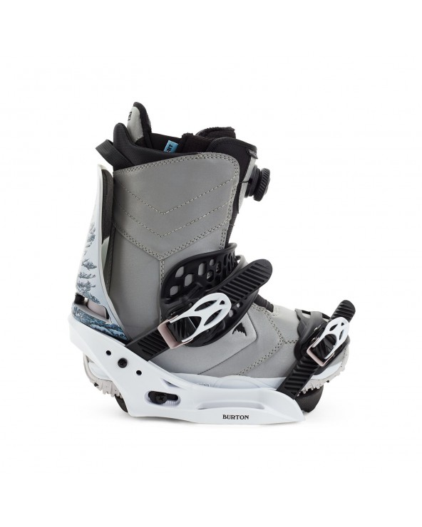 Burton Lexa X Est Bindings - Feelgood White