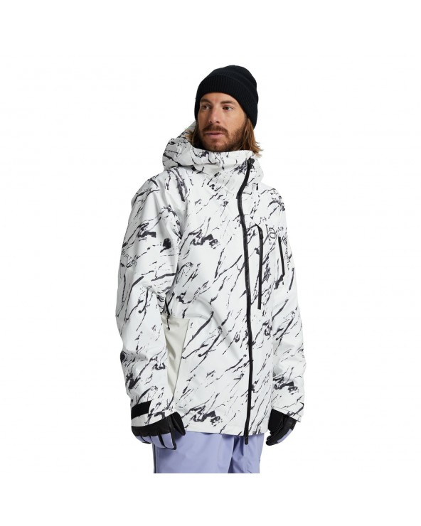 Burton AK Gore-Tex Cyclic Jacket - Marble