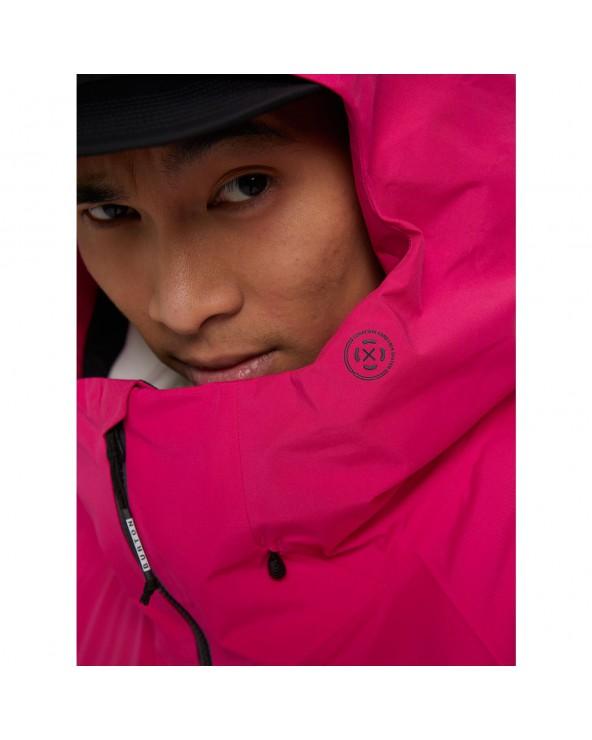 Burton GORE-TEX Banshey Anorak Jacket - Punchy Pink / True Black