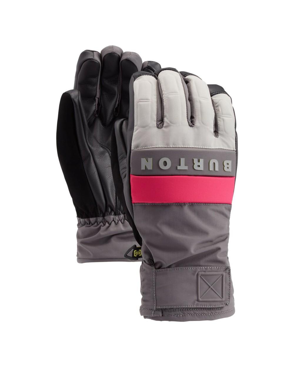 Burton Backtrack Glove - Iron Gray / Castlerock