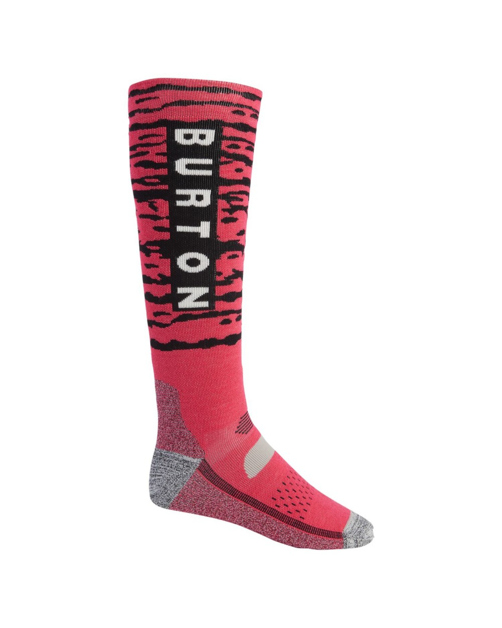 Burton Performance Midweight Snowboard Socks - Punchy Pink