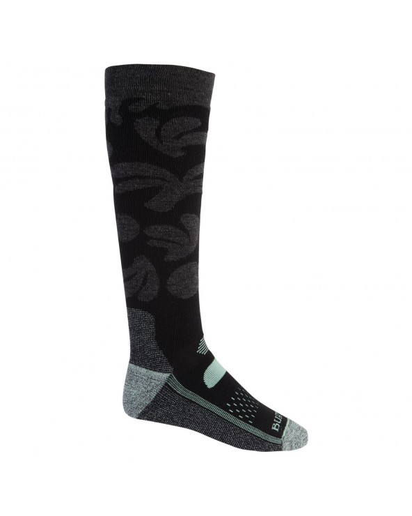 Burton Performance Midweight Snowboard Socks - Ty Williams Camo