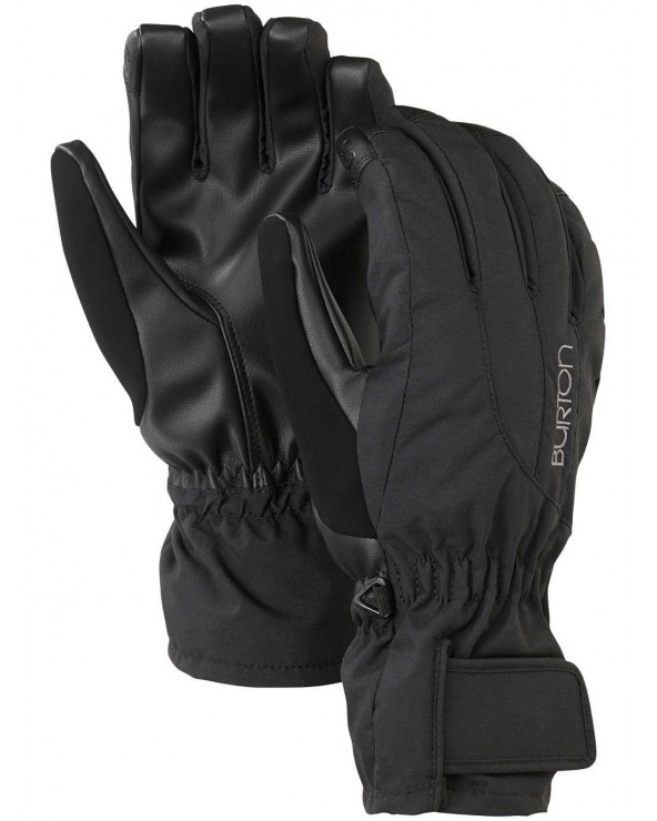 Burton Women's Profile Under Glove - True Black