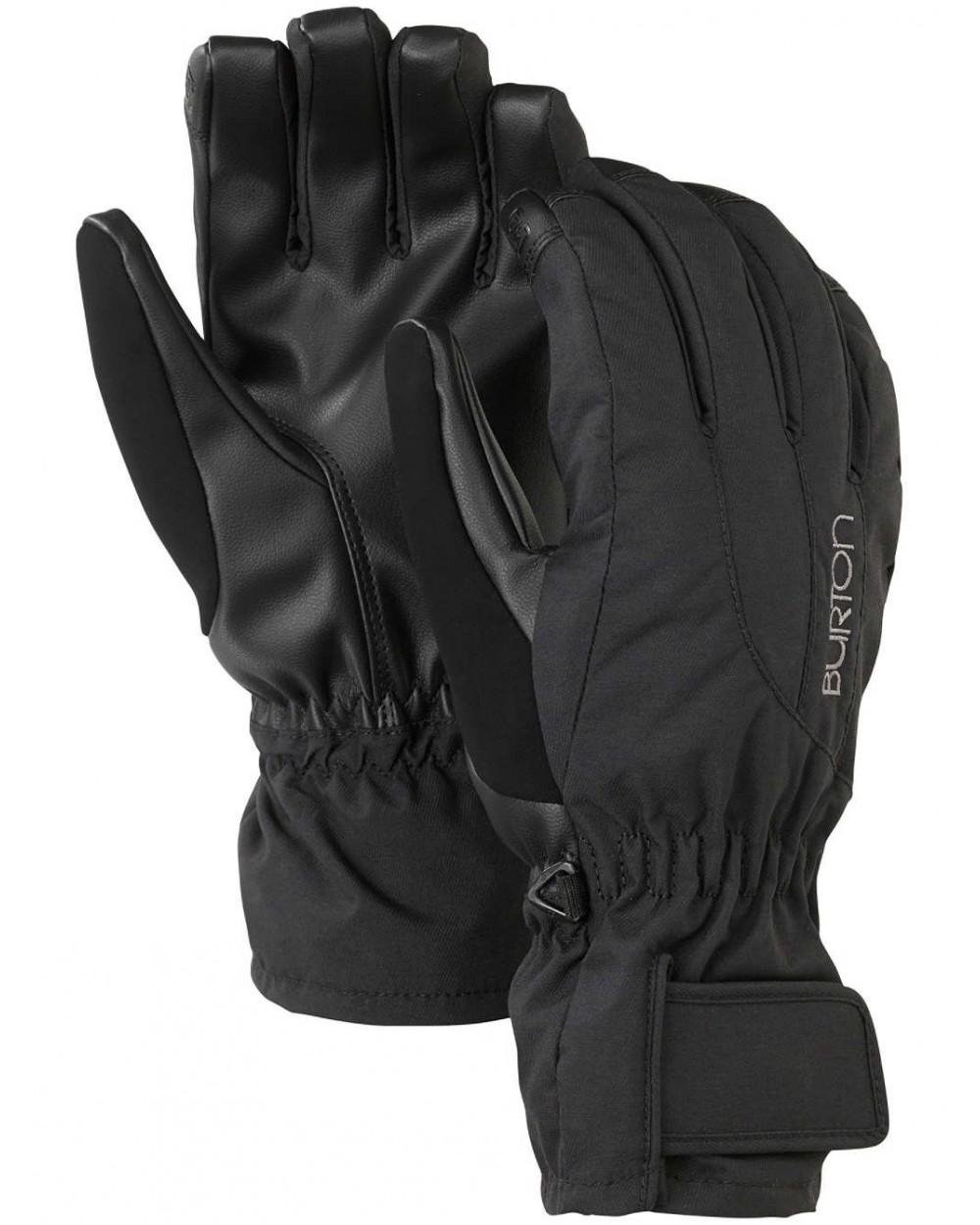 Burton Women's Profile Under Glove - True Black