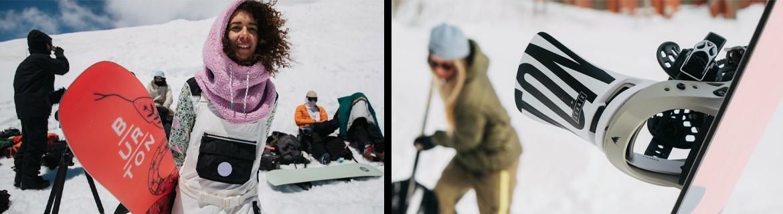 Μπουφάν  Snowboard