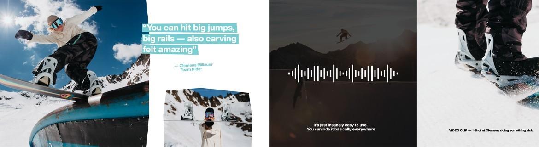 Snowboard accessories - Stomp Pads - Wax - etc...